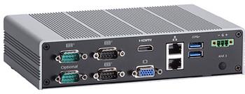 eBOX626-853-FL Fanless Embedded PC