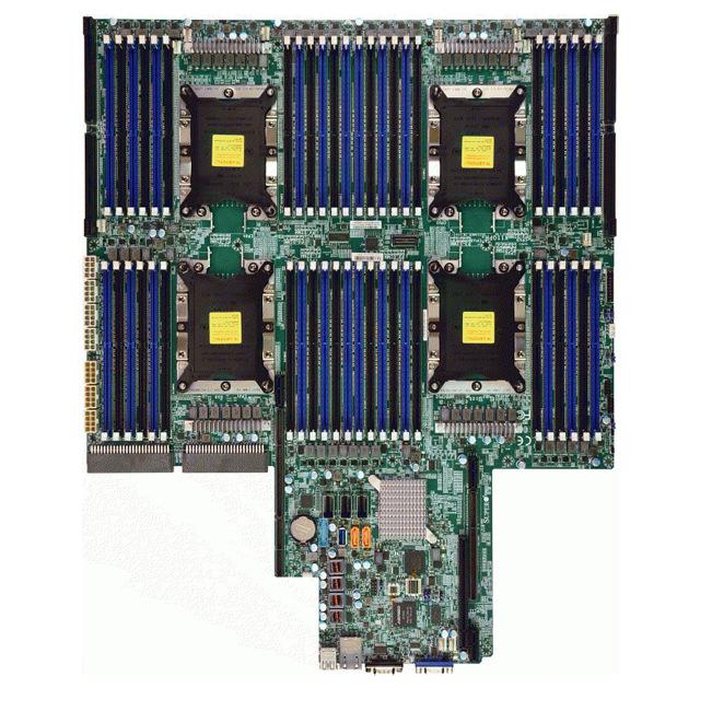 Supermicro 2049U-TR4 2U Rack Mount Server Configuration