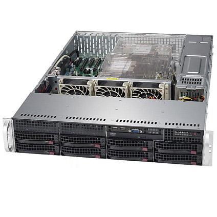 Supermicro 6029P-TR 2U Rackmount Server   BSIComputer com