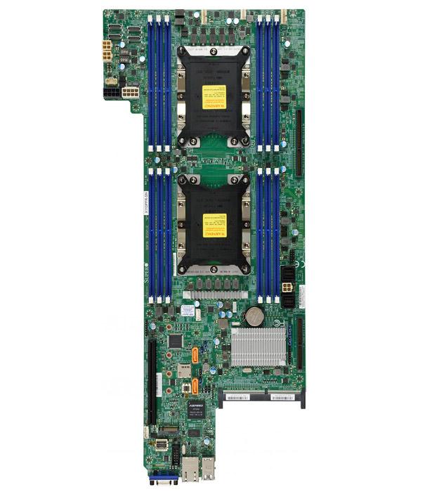 Supermicro F619P2-RTN 4U Rackmount Server Configuration